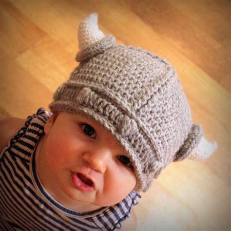 crochet pattern viking helmet crochet for free lael viking hat size newborn adult