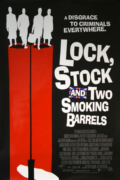 film quotes lock stock lock stock and two smoking barrels vintage movie posters
