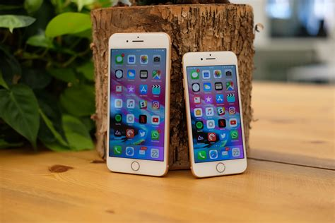 8 iphone vs 8 plus iphone 8 plus review trusted reviews