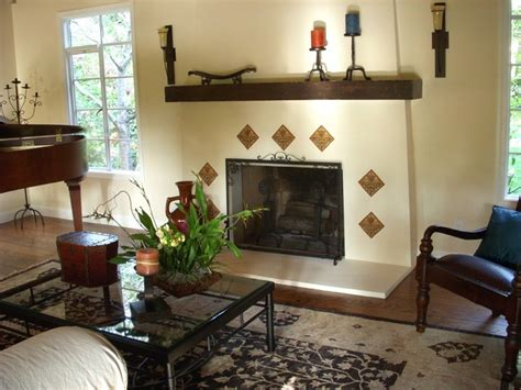 San Francisco Colonial Revival Traditional Colonial Revival Traditional Living Room San