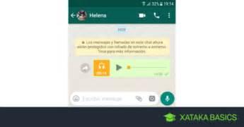whatsapp basic tutorial c 243 mo enviar notas de voz en whatsapp sin mantener pulsada