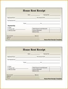 House Rental Receipt Template House Rent Receipt Authorization Letter Pdf