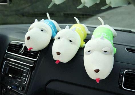 cute natural air fresheners   car  green