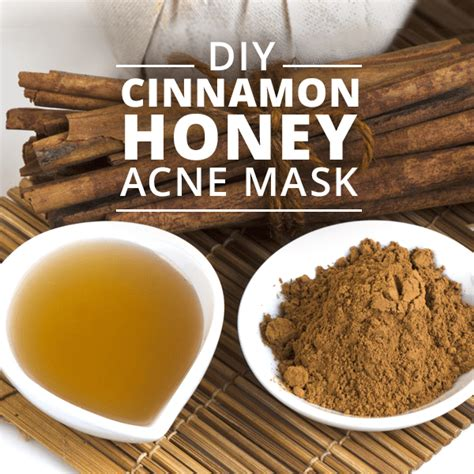 diy honey mask diy cinnamon honey acne mask ms