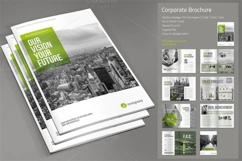 check out corporate brochure by paulnomade on creative