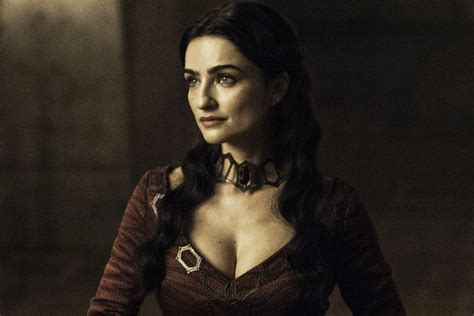 game of thrones actress red woman game of thrones new red woman significant for daenerys time