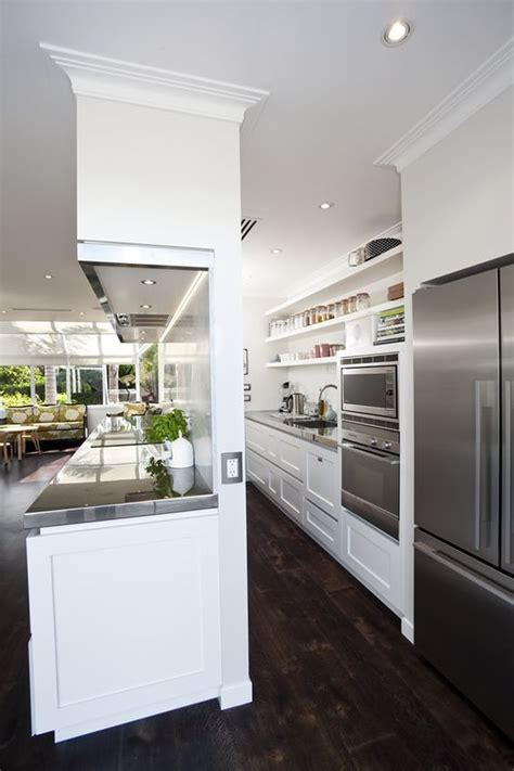 butlers pantry  kitchen wall kitchen designs layout