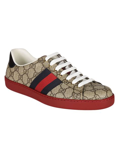 Shoes Gucci D2531 1 gucci gucci ace gg supreme sneakers beige s