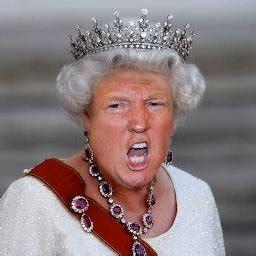 donald trump queen photoshop trump queen og trumpqueen twitter