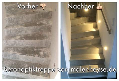 treppe betonoptik treppe in betonoptik fugenlose oberfl 228 chen