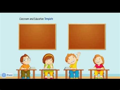 Prezi Templates For Teachers teaching and education prezi template