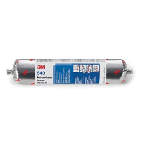 3m Polyurethane Sealant 540 3m 540 polyurethane adhesive sealant gray 400 ml sausage