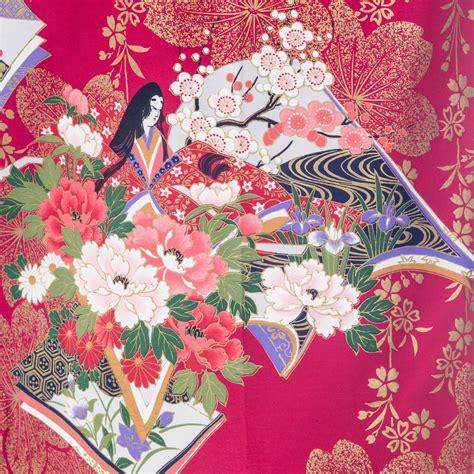 Cotton Japan Garis cotton japanese kimono
