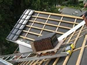 dach selber decken dach decken am altbau neues dach neue dachsteine bzw
