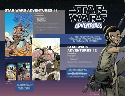 star wars adventures in 1405283068 exclusive get a first look at idw s sdcc star wars