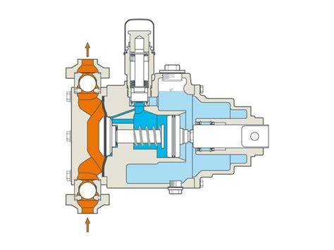 pulsazioni testa pompa dosatrice a membrana lewa intellidrive 174