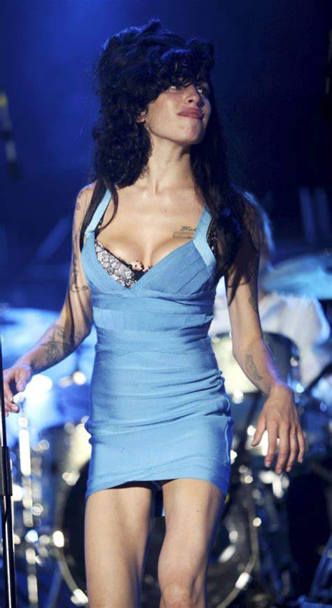 illegal drugs   amy winehouses toxicology report