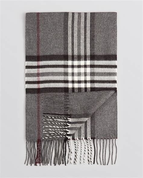 Walker Grey Plaid bloomingdale s the store at exploded fraas plaid scarf where to buy how to wear