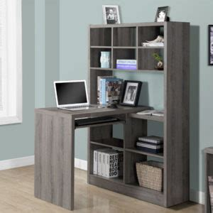corner desk with shelves corner desks with hutch for writers and home offices