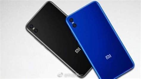 Handphone Xiaomi Dibawah Dua Juta beredar gambar konsep xiaomi mi 7 dengan desain layar 18 9
