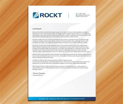 business letterhead software high tech software startup needs letterhead design