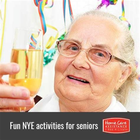 new year activities for the elderly unique and new year s activities for seniors