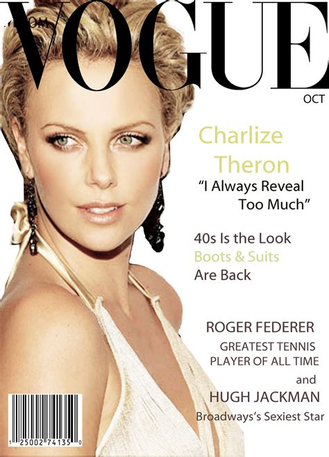 Charlize Theron Vogue by 301 Moved Permanently