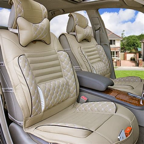 Leather Upholstery Supply by Cool Car Seat Cushion Four Seasons Four Seasons General
