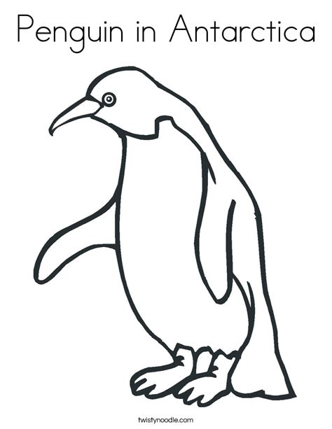 coloring pages of antarctic animals antarctic fish colouring pages