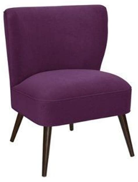 plum velvet accent chair 1000 images about color brights on