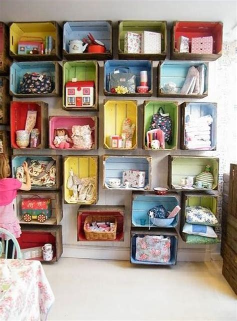 Decorating With Wooden Boxes by 22 Ideas For Modern Home Decorating With Rustic And