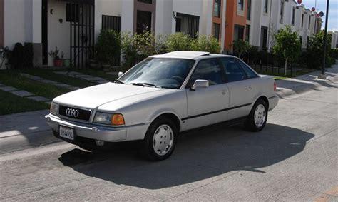 1993 audi 90 s terror unico s 1993 audi 90 s sedan 4d in tijuana