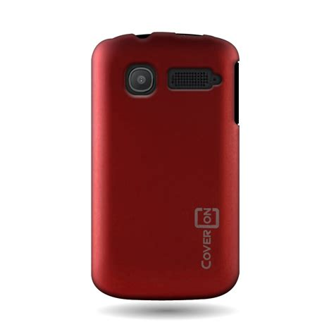 New Hardcase Alcatel Onetouch Flash Plus Polycarbonate Free Sp scarlet for alcatel one touch pop c1 slim fit matte back cover ebay