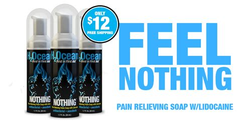 tattoo aftercare dial soap nothing pain relieving soap h2ocean