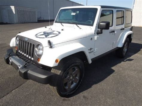 2013 Jeep Wrangler Unlimited Specs 2013 Jeep Wrangler Unlimited Oscar Mike Freedom Edition