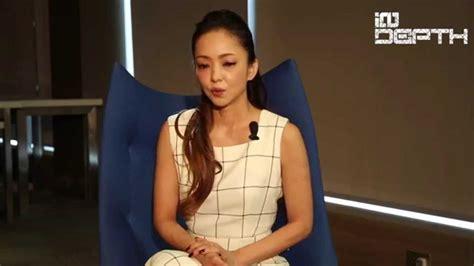 namie amuro usa namie amuro interview in hong kong 2015 eng sub 安室奈美惠專