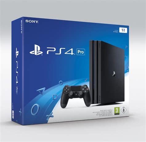 Playstation 4 Pro playstation 4 pro 1tb black mania