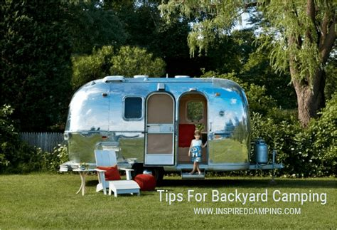 Camping In Your Backyard Backyard Camping How To Set Up Your Backyard For A Family
