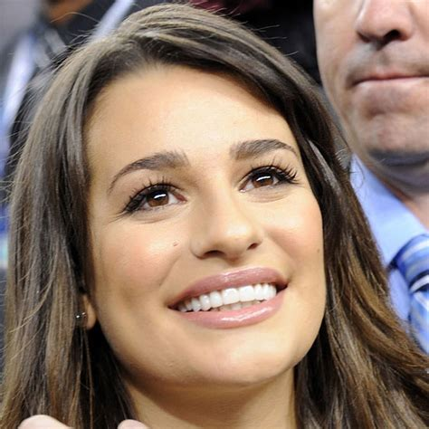 hairstyle for overbite how to get makeup like glee actress lea michele at the