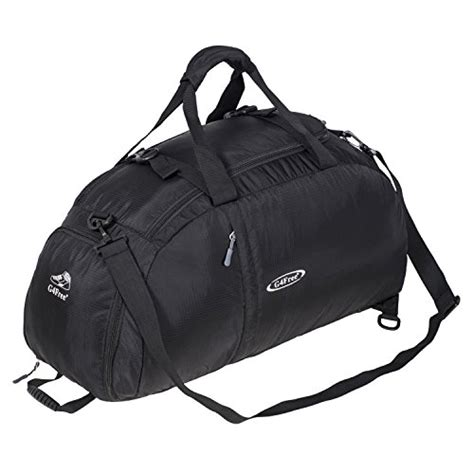 bag with sneaker compartment g4free 3 way travel duffel backpack luggage sports bag