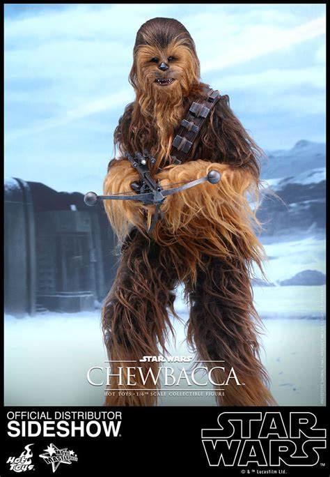Toys Chewbacca wars chewbacca sixth scale figure by toys