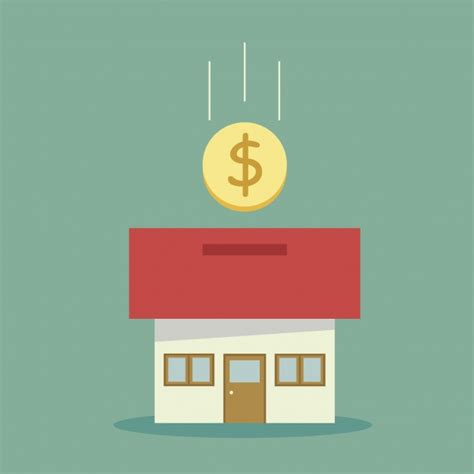 home design money save money house design background vector free