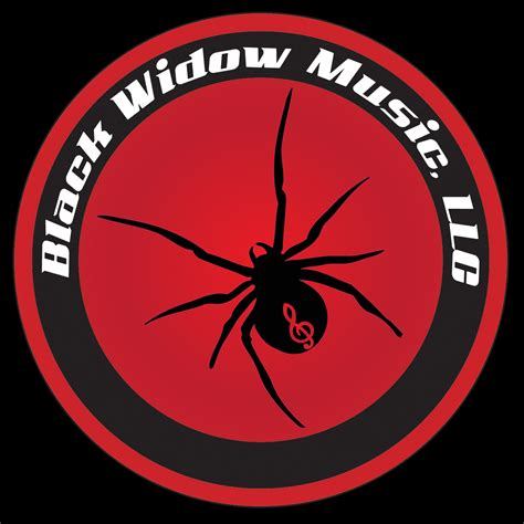 best house music website black widow logo clipart best