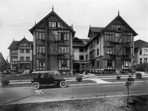 houses and then some houses and then some seattle now then the gables apartments on capitol hill