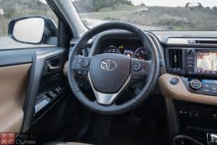 Toyota Rav 4 Interior 2016 Toyota Rav4 Limited Interior 001 The About Cars