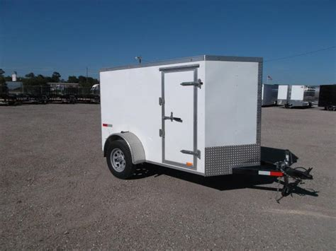2015 continental cargo 5x8 single axle cargo enclosed trailer 2016 covered wagon trailers 7x14 cargo enclosed trailer