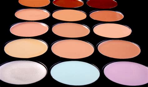 different color concealers a guide to concealer colors