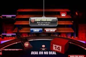 Slot machines deal or no deal roulette online roulette games