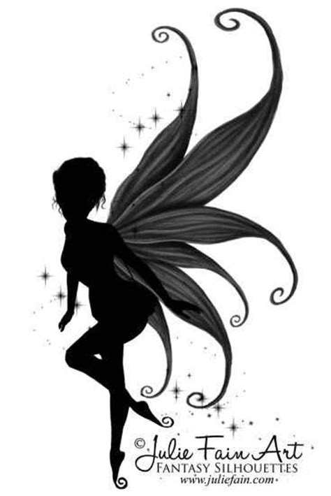25 best ideas about fairy silhouette on pinterest fairy