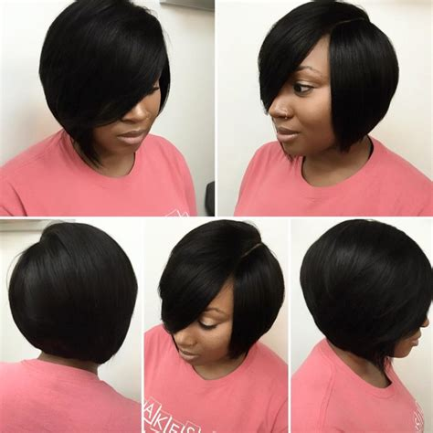 phot gallery short hair sew in clean full sew in by hairbylatise http community